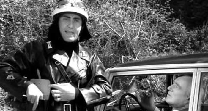 Il Vigile: Alberto Sordi e Vittorio De Sica